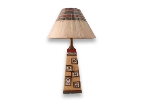 Micasa Wooden Table Lamp