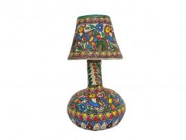 Papermache Lamp