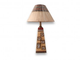Micasa Wooden Table Lamp