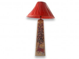 Avenue Wooden Lamp