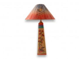 Micasa Wooden Lamp