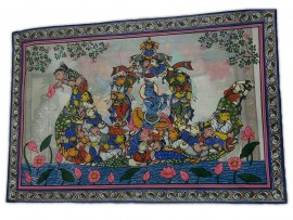 Pata Chitra/Icon Painting from Orissa